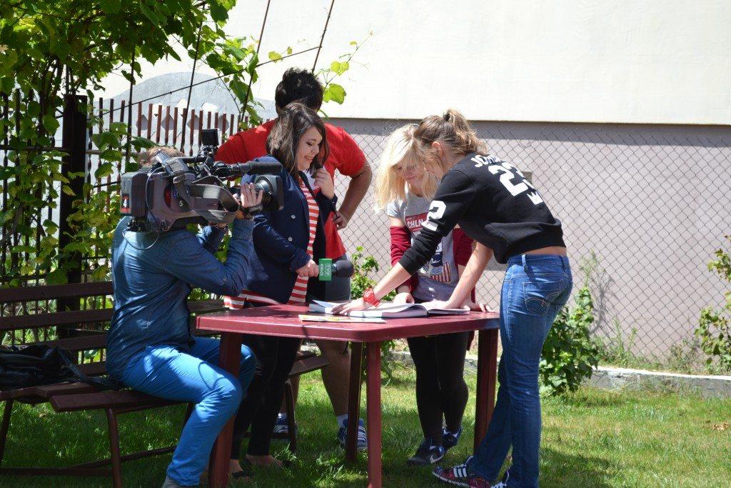 TVP Kielce w Staszowie
