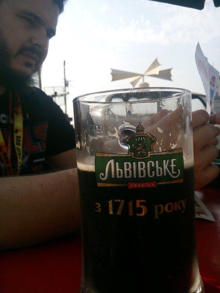piwo Lwowskie porter