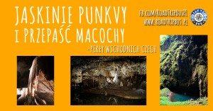 Jaskinie Punkvy i Przepaść Macochy – perły wschodnich Czech