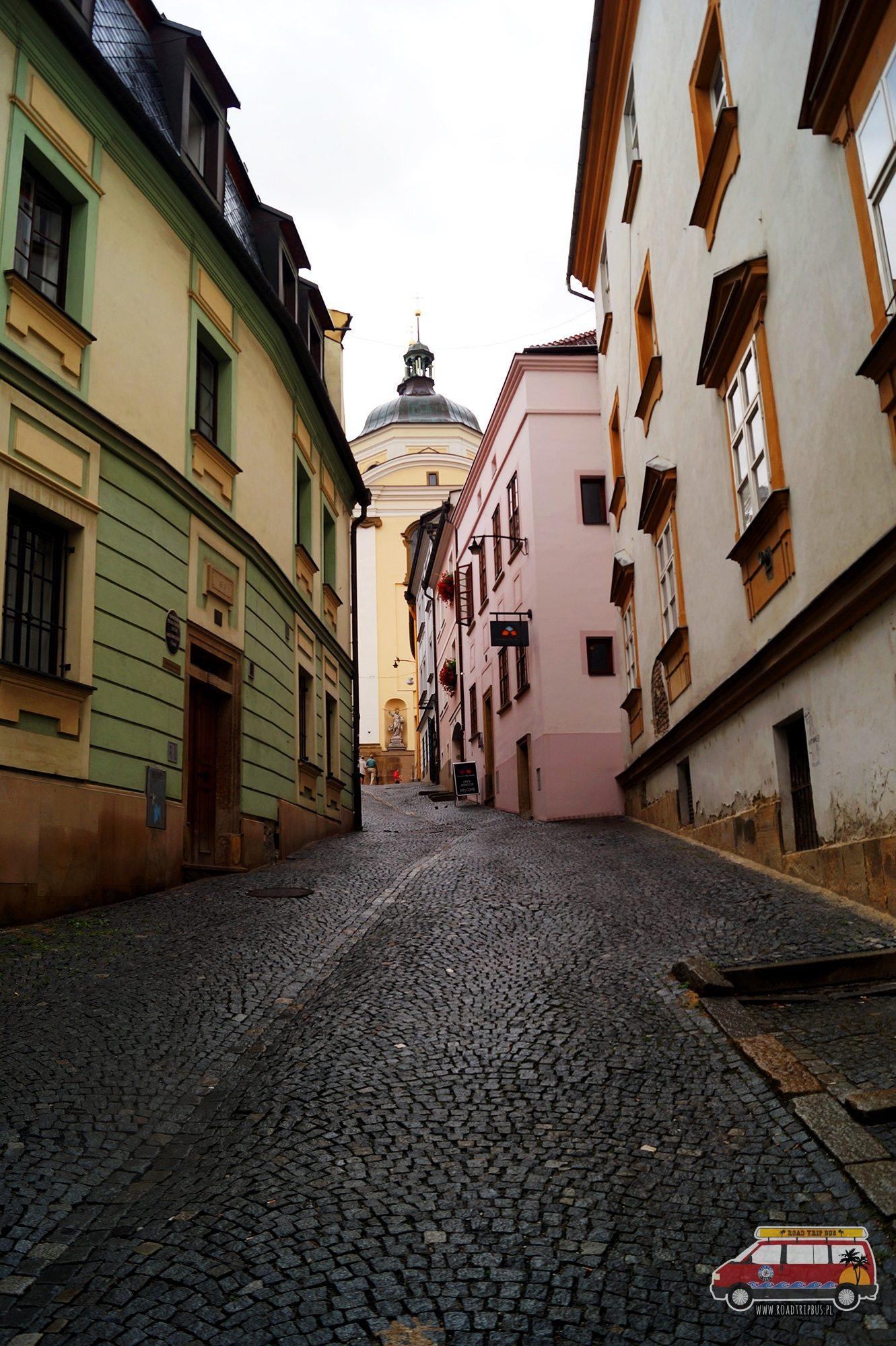 ulica Michalska Ołomuniec