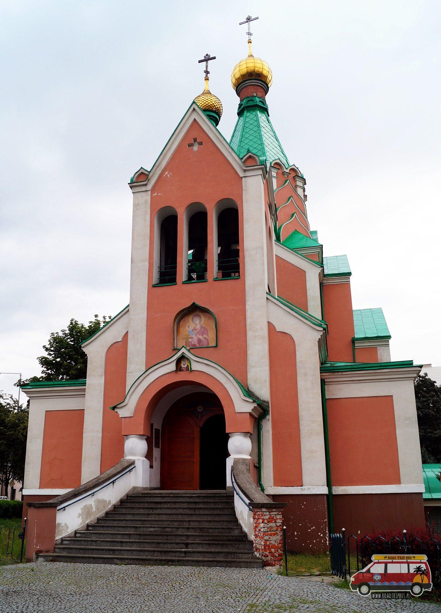 cerkiew świętego Gorazda II