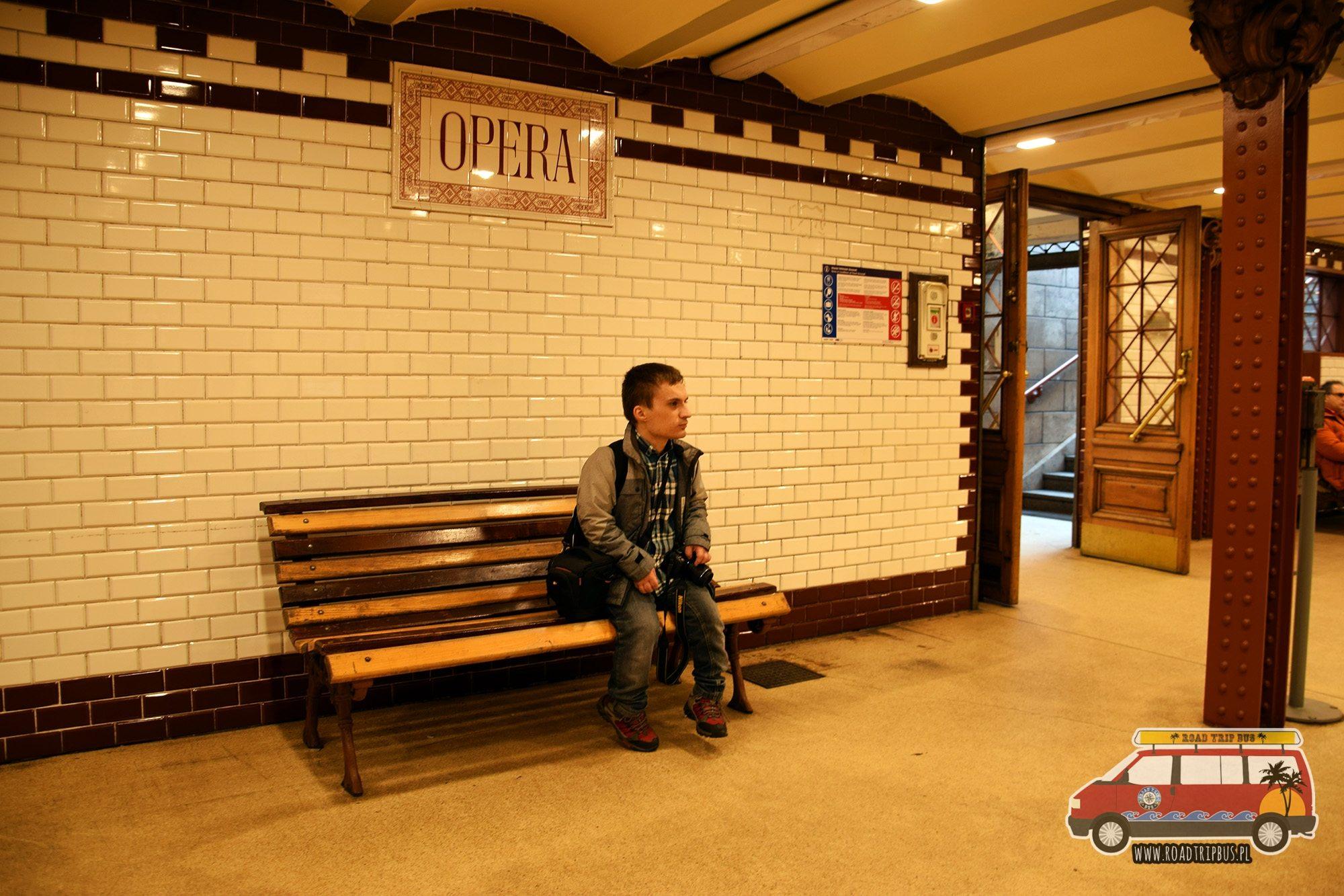 Opera Budapeszt Metro