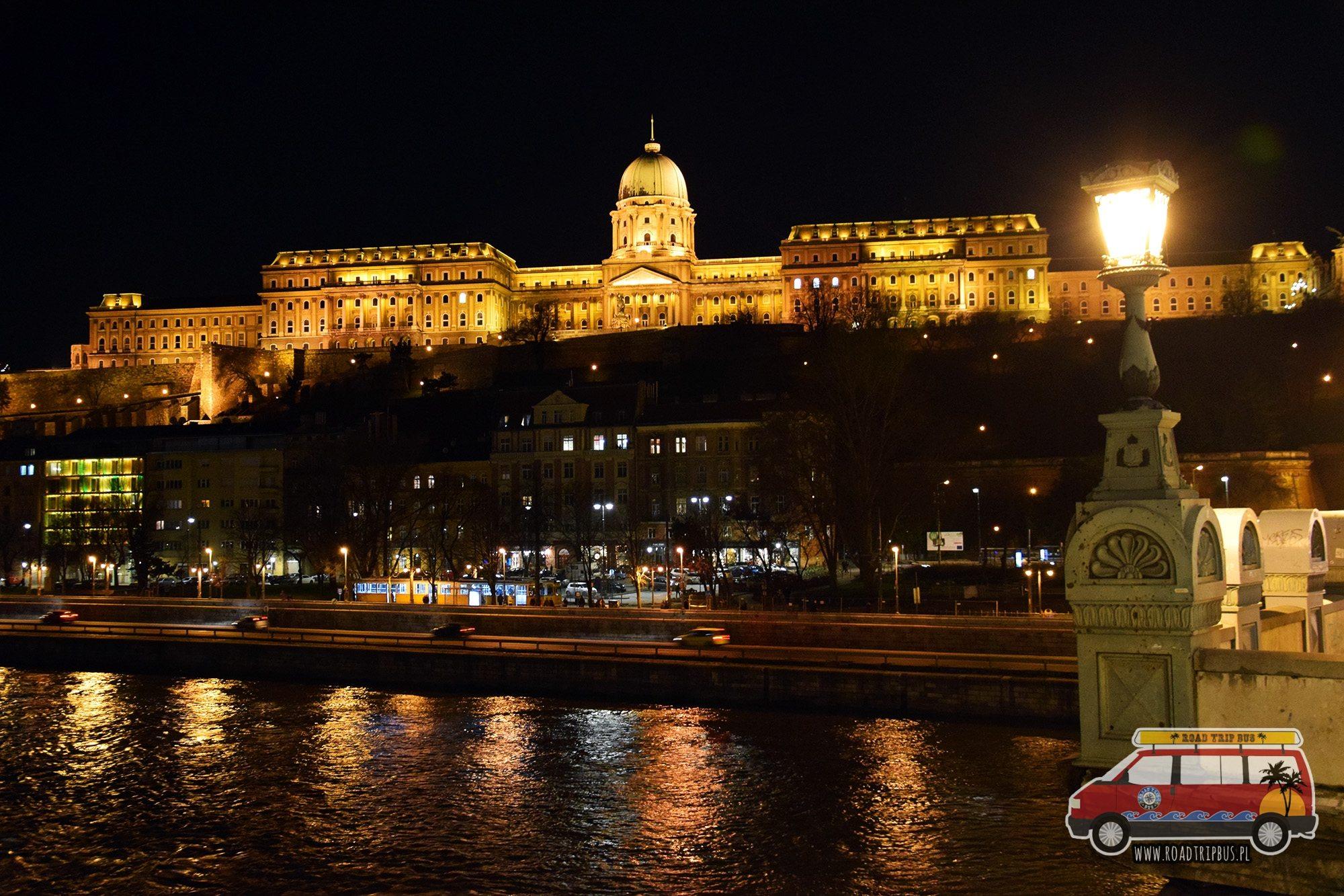 Zamek Królewski w Budapeszcie