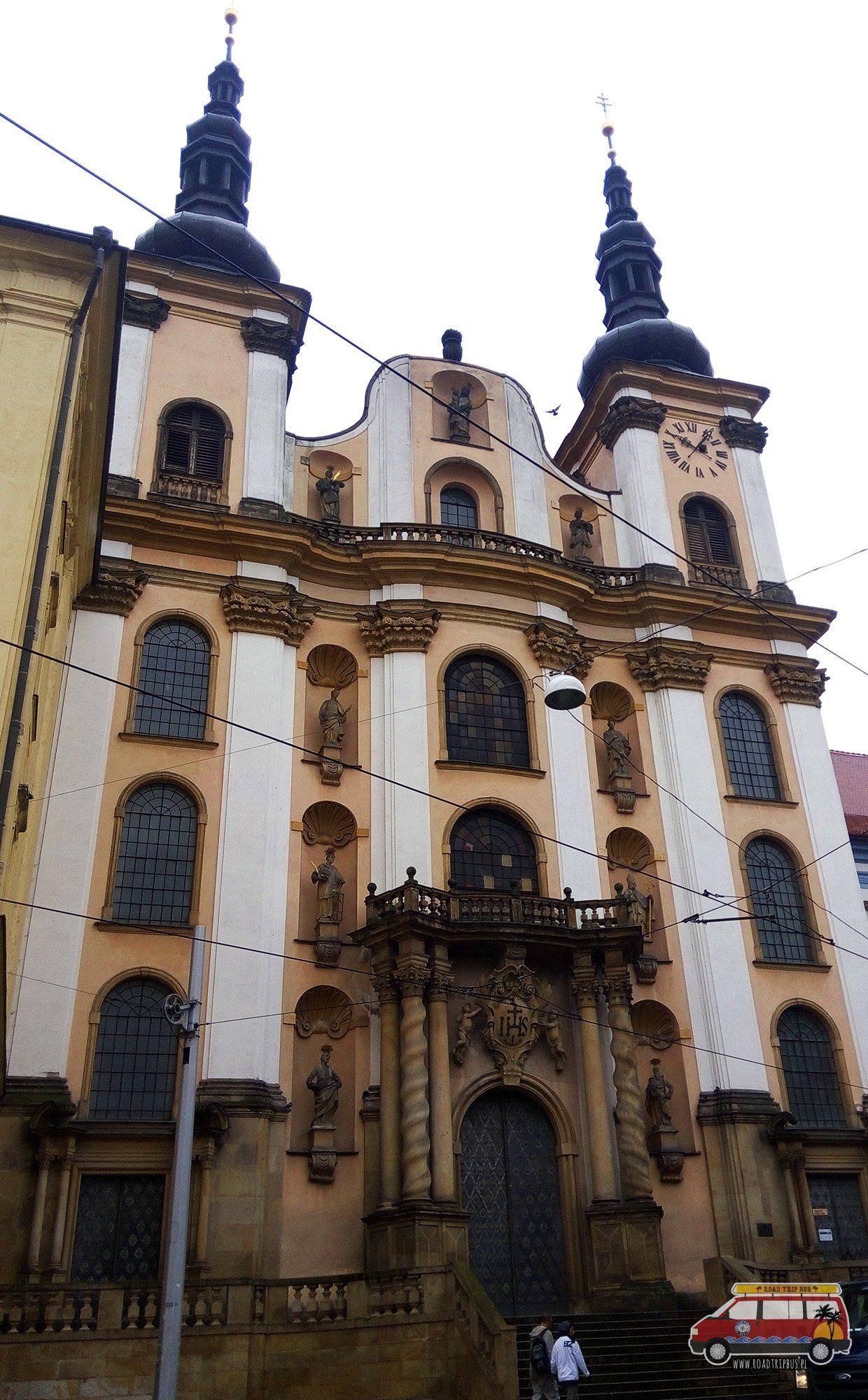 Kościół Marii Panny Śnieżnej w Ołomuńcu