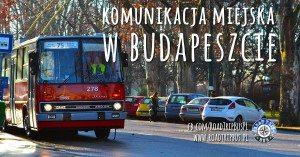 Komunikacja miejska w Budapeszcie