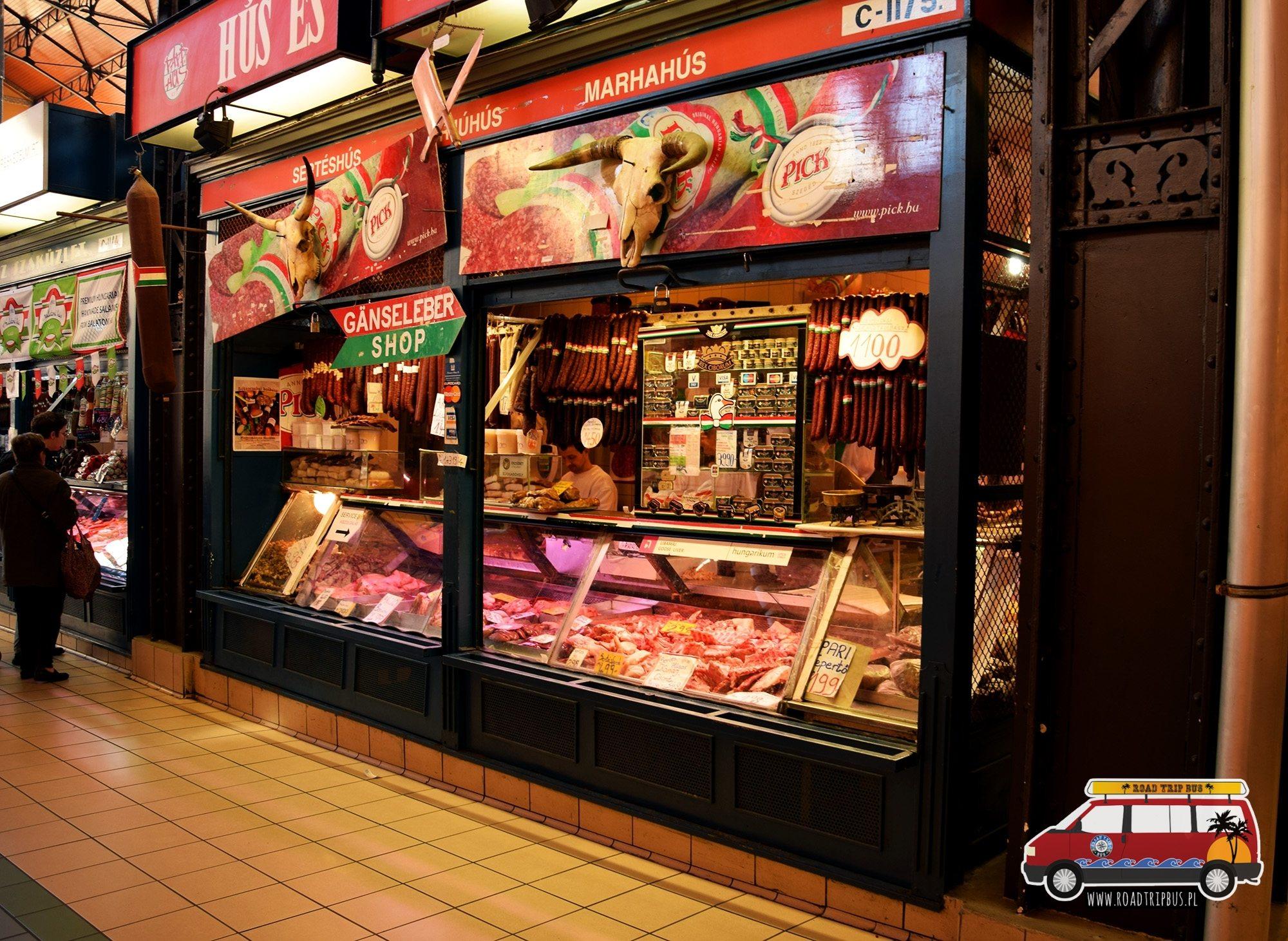 Ile kosztuje mięso na Węgrzech
