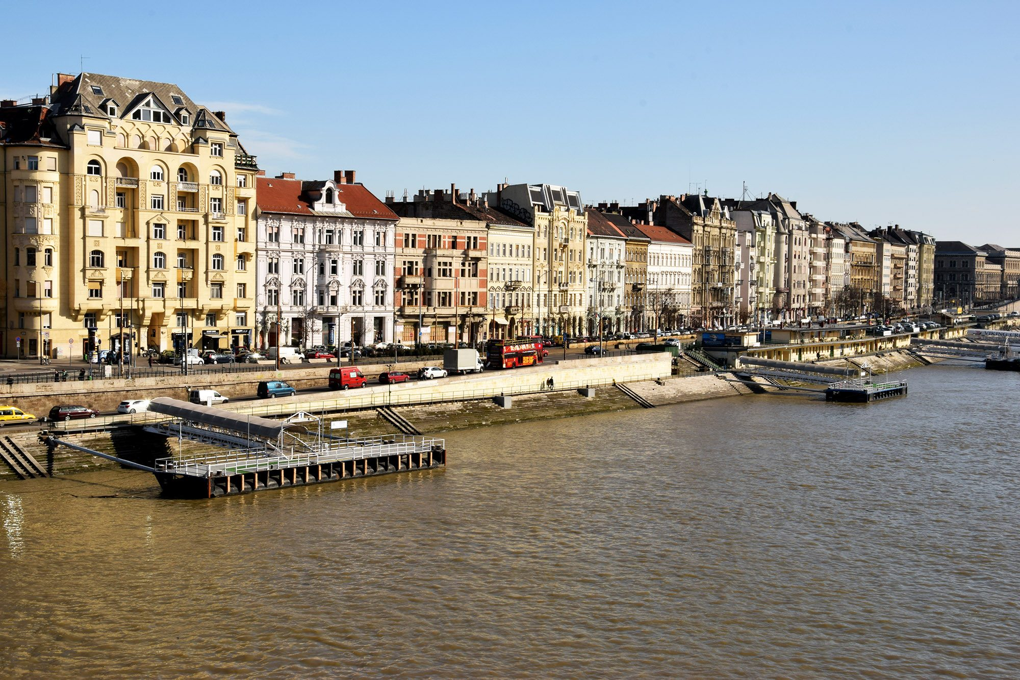 Dunaj Budapeszt