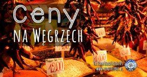 Ceny na Węgrzech