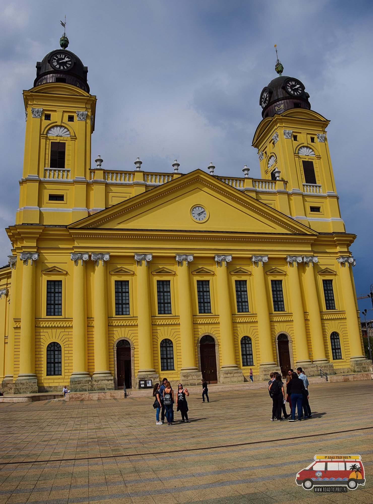 Wielki Kościół w Debreczynie