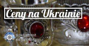 ceny na Ukrainie