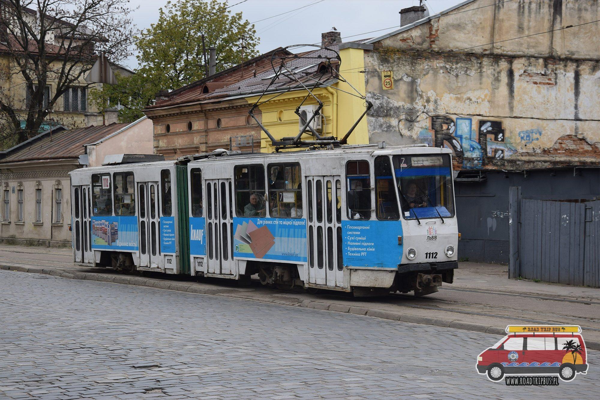 Komunikacja miejska Lwów