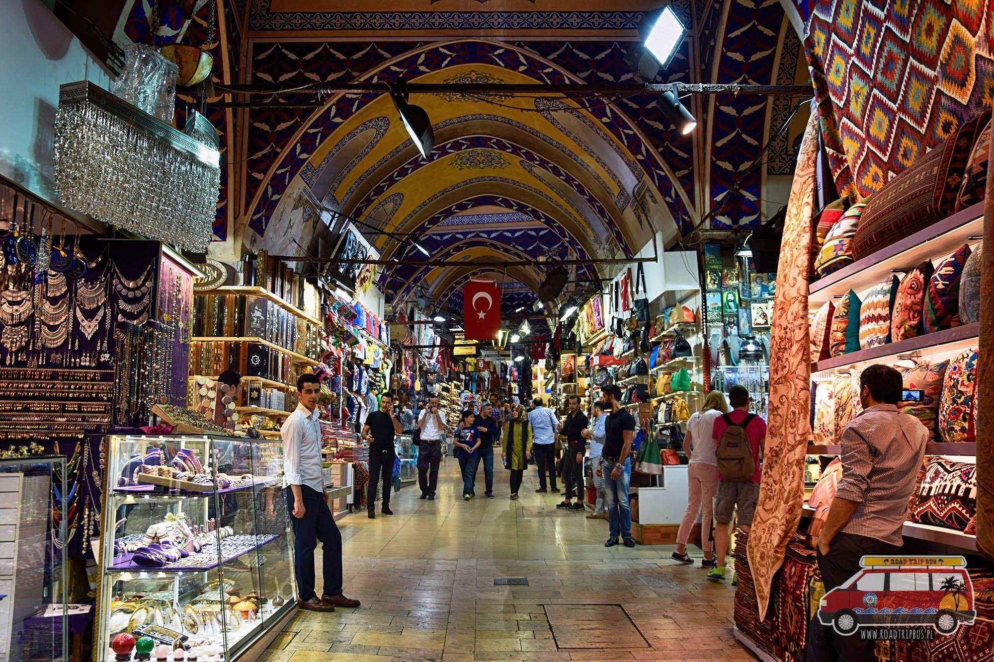 Wielki Bazar w Stambule