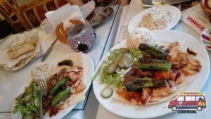 kebab w Stambule