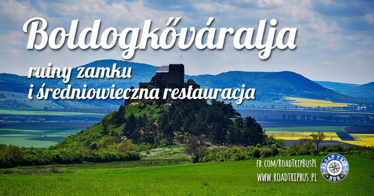 Ruiny zamku Boldokovaralja