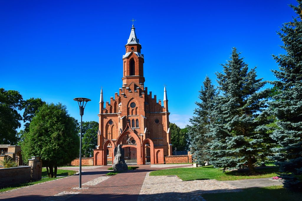 Kościół Kernave