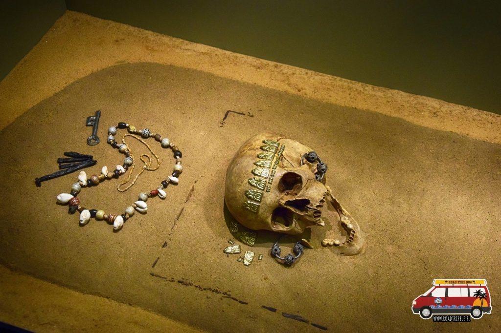 Czaszki to coś co można znaleźć niemal w każdym miejscu związanym z archeologią.