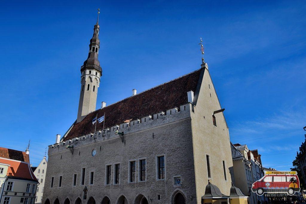 Ratusz Tallinn