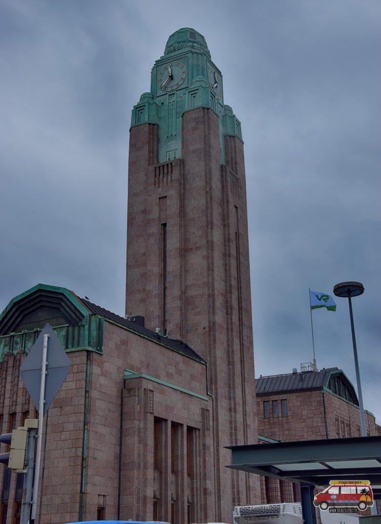 dworzec Helsinki