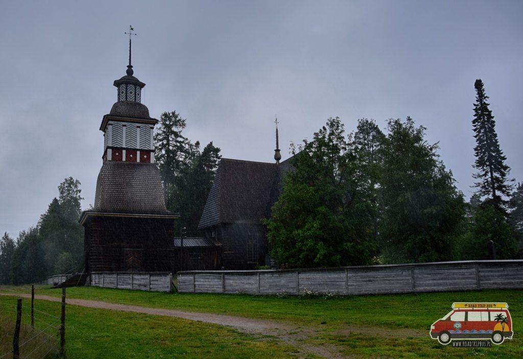 Petajavesi kościół