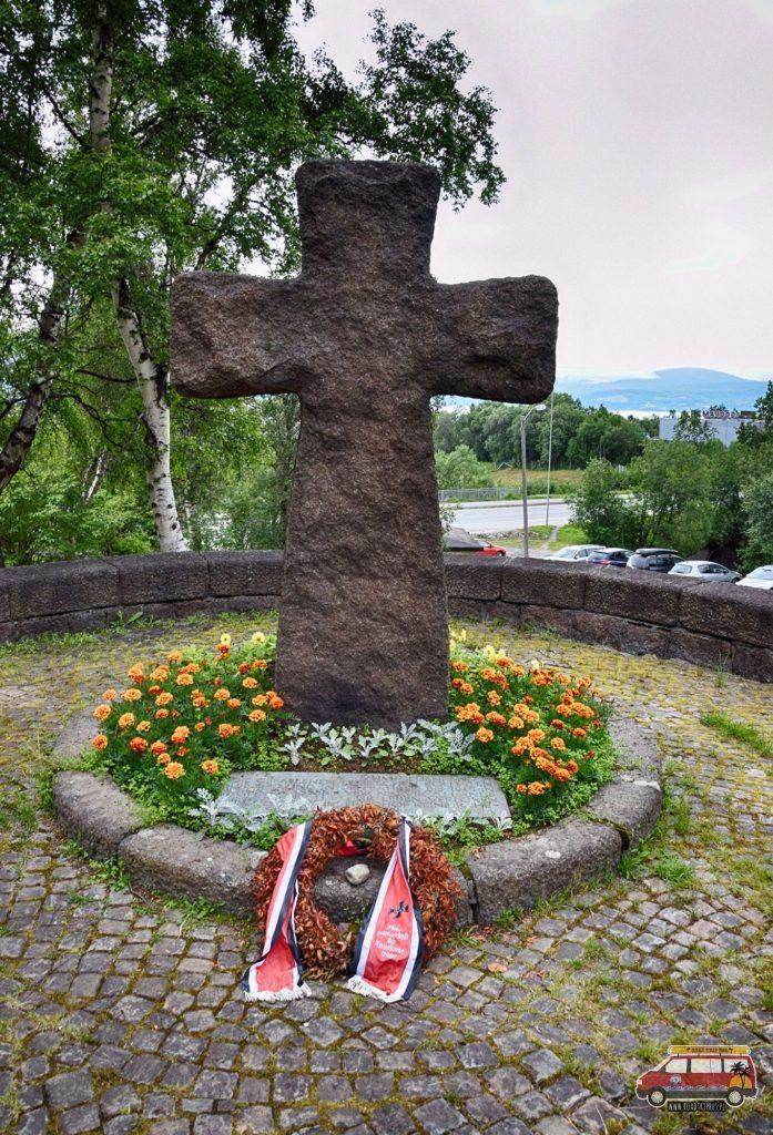 Niemiecki krzyż.