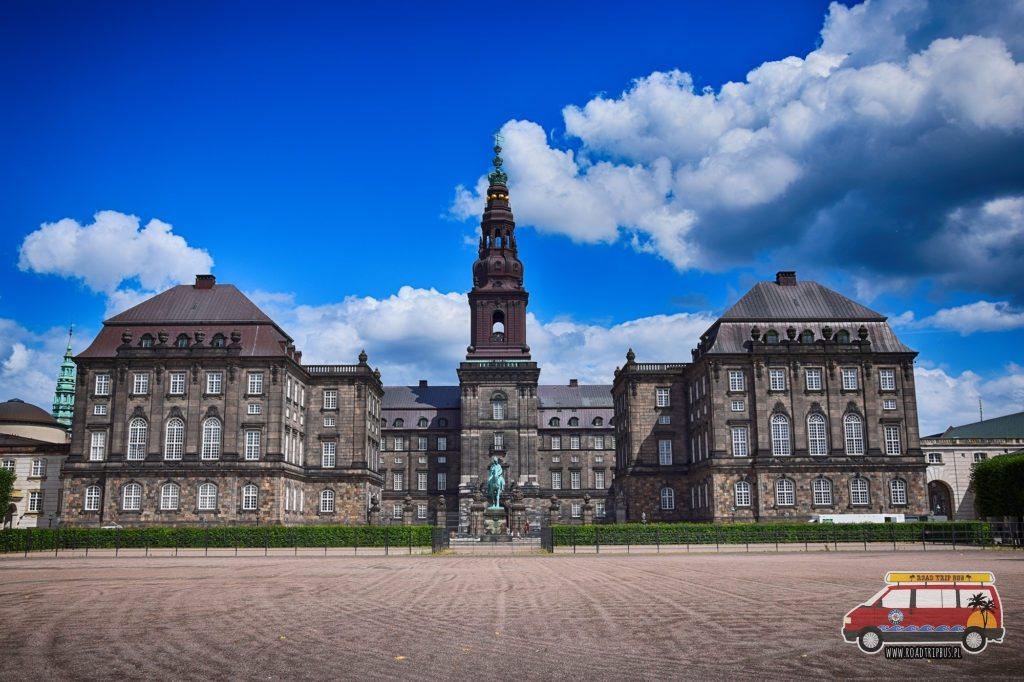 Parlament Duński.