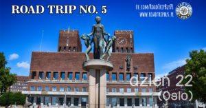RoadTrip No.5: Dzień 22 (Oslo)