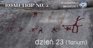 RoadTrip No.5: Dzień 23 (Tanum)