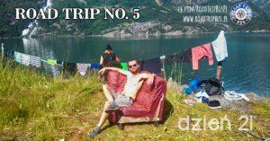RoadTrip No.5: Dzień 21 (Awaria busa)