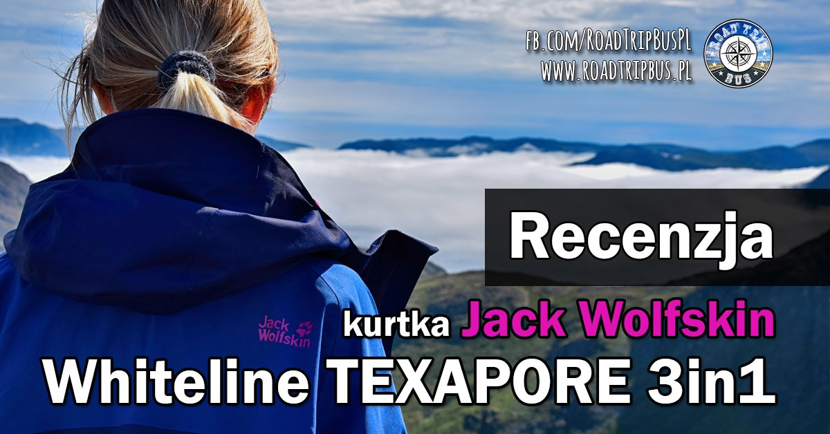 Jack Wolfskin Whiteline Texapore 3in1