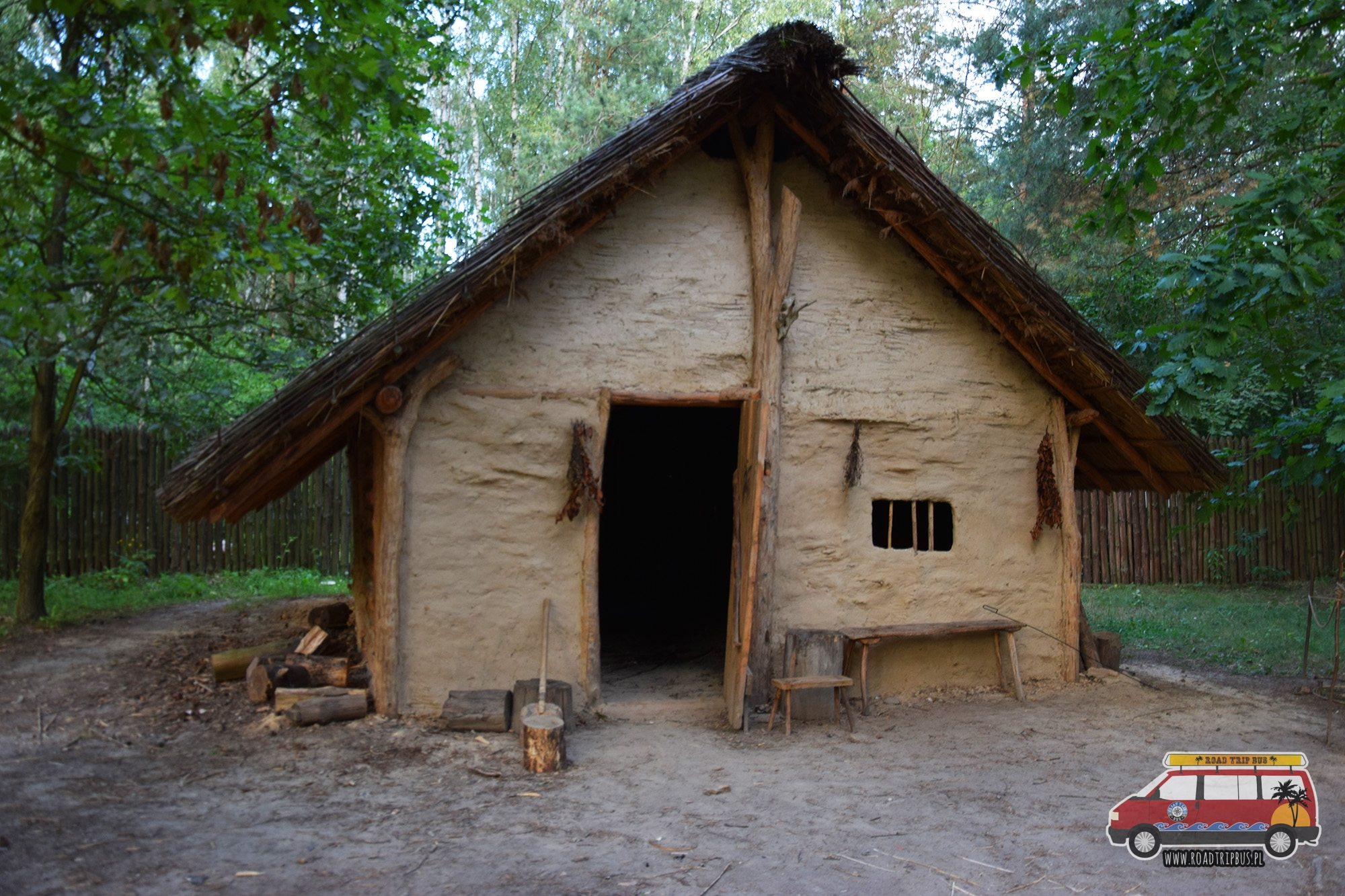 neolityczny dom