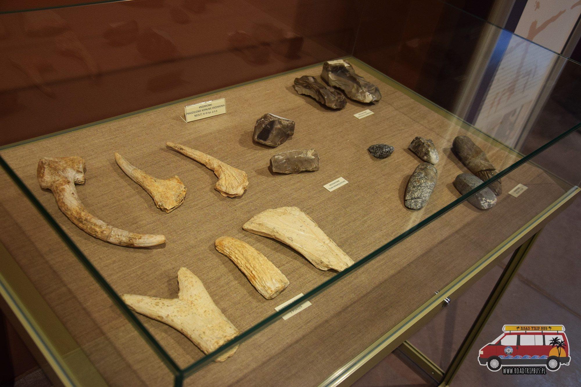 znaleziska archeologiczne