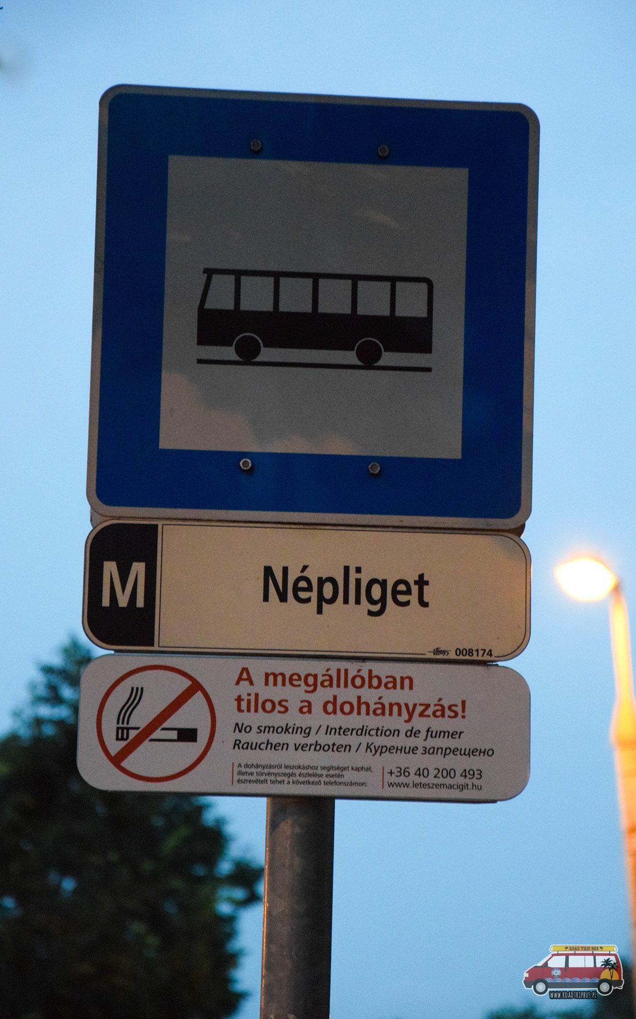 przystanek Budapeszt LuxExpress