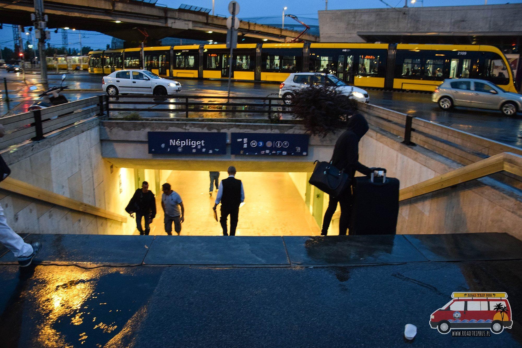metro nepliget
