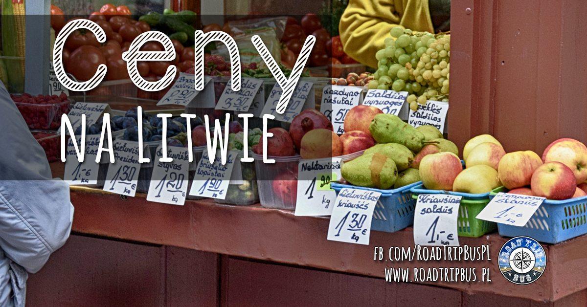 Ceny na Litwie