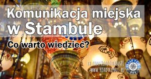 Komunikacja miejska w Stambule