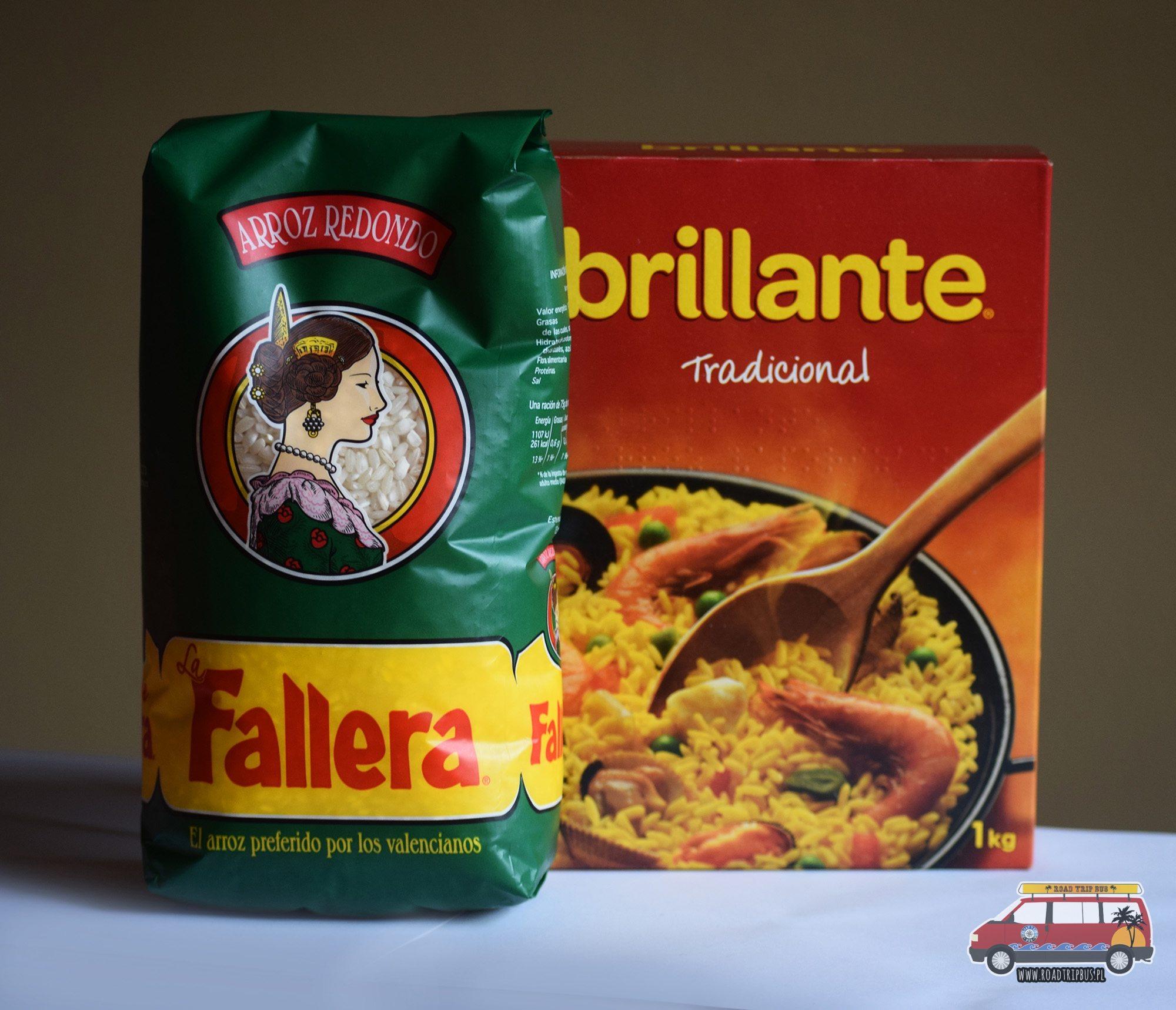 ryż do paelli