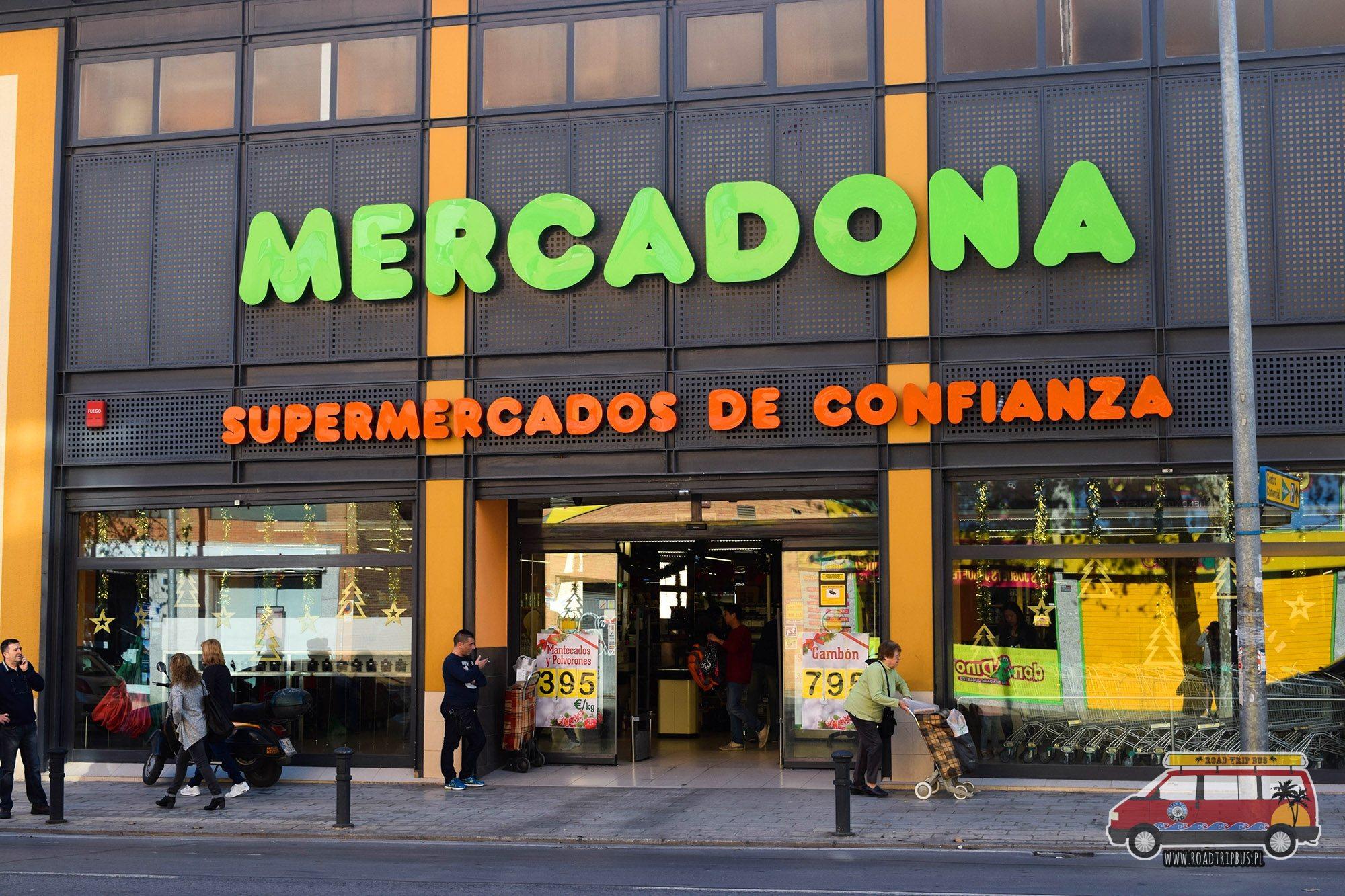 market Hiszpania