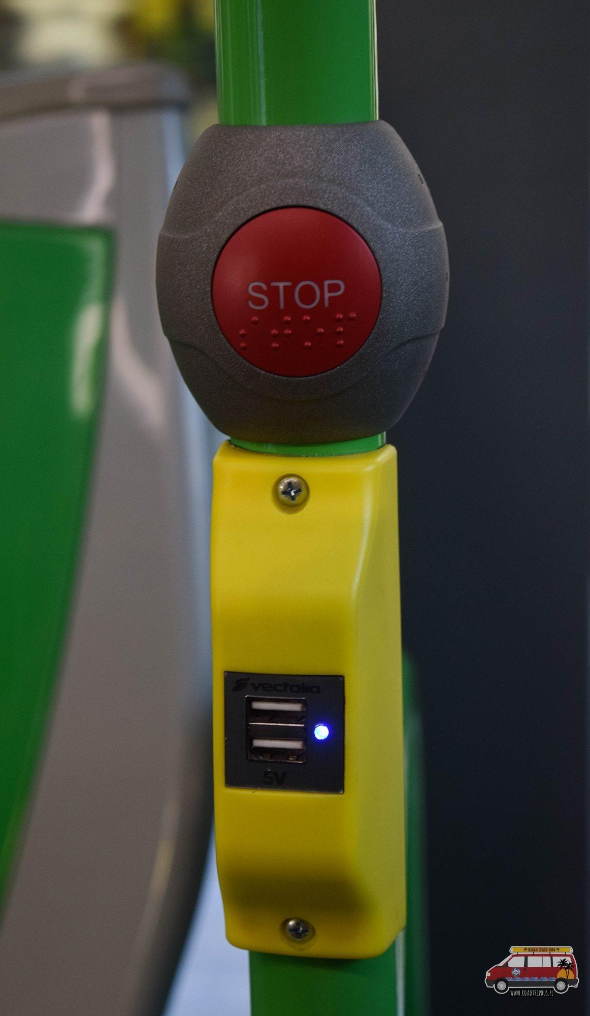 stop autobus