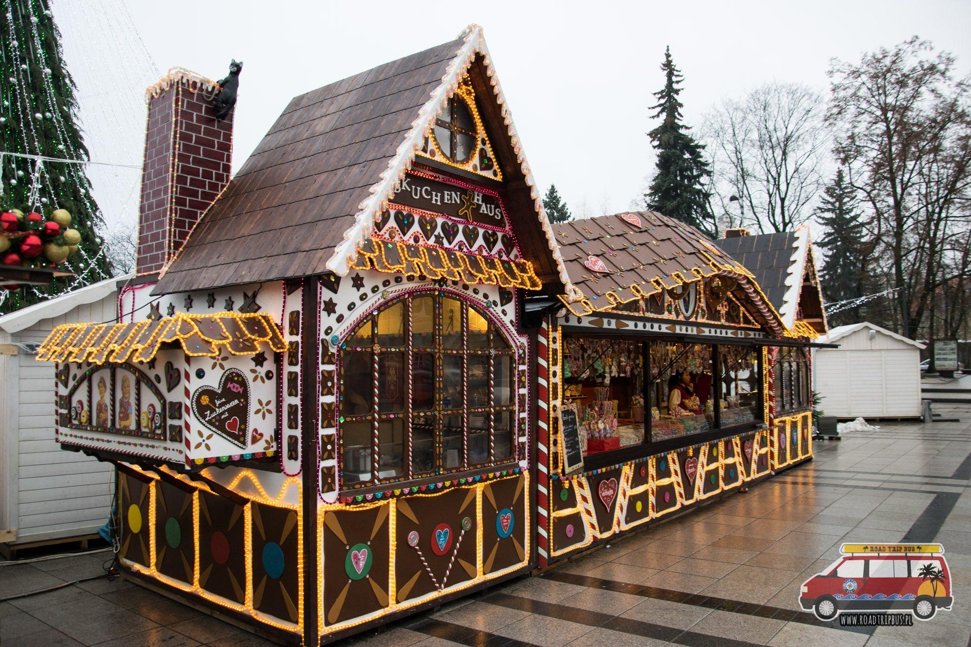 targ bożonarodzeniowy