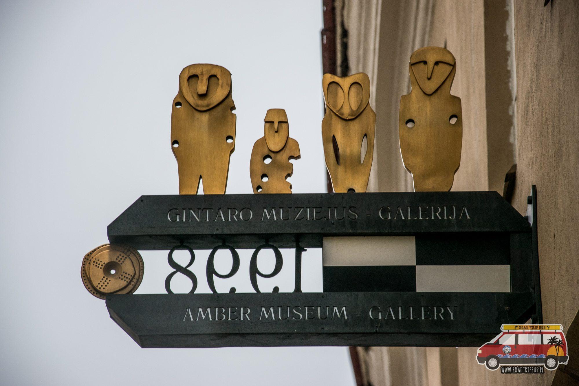 galeria bursztynu