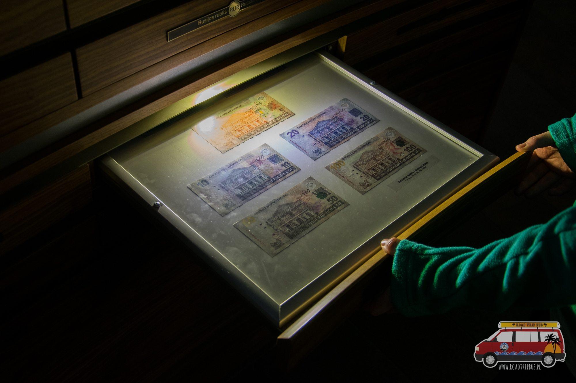 wilno muzeum pieniedzy