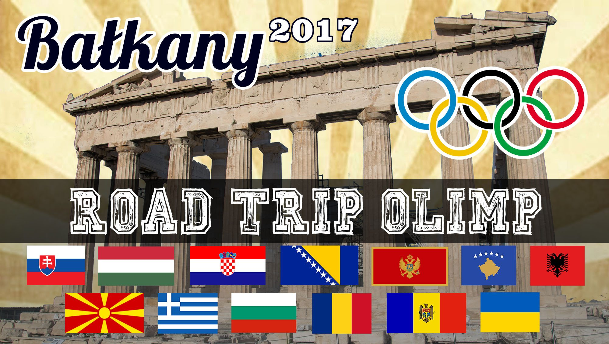 RoadTrip Olimp 2017