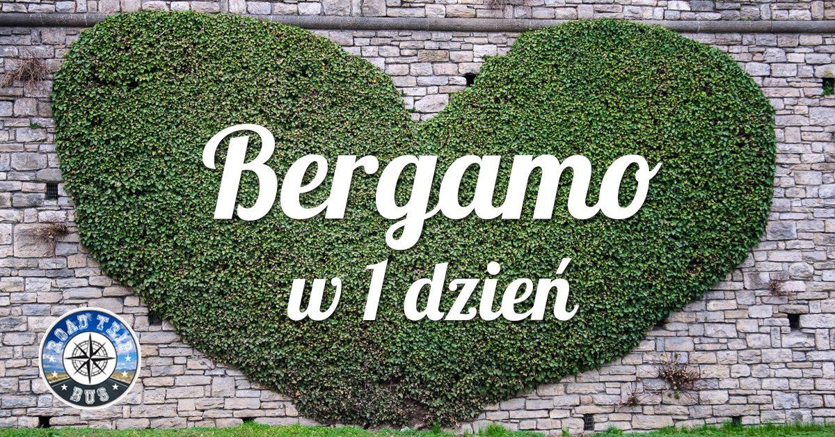 Bergamo w jeden dzień