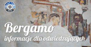 Bergamo – informacje dla odwiedzających