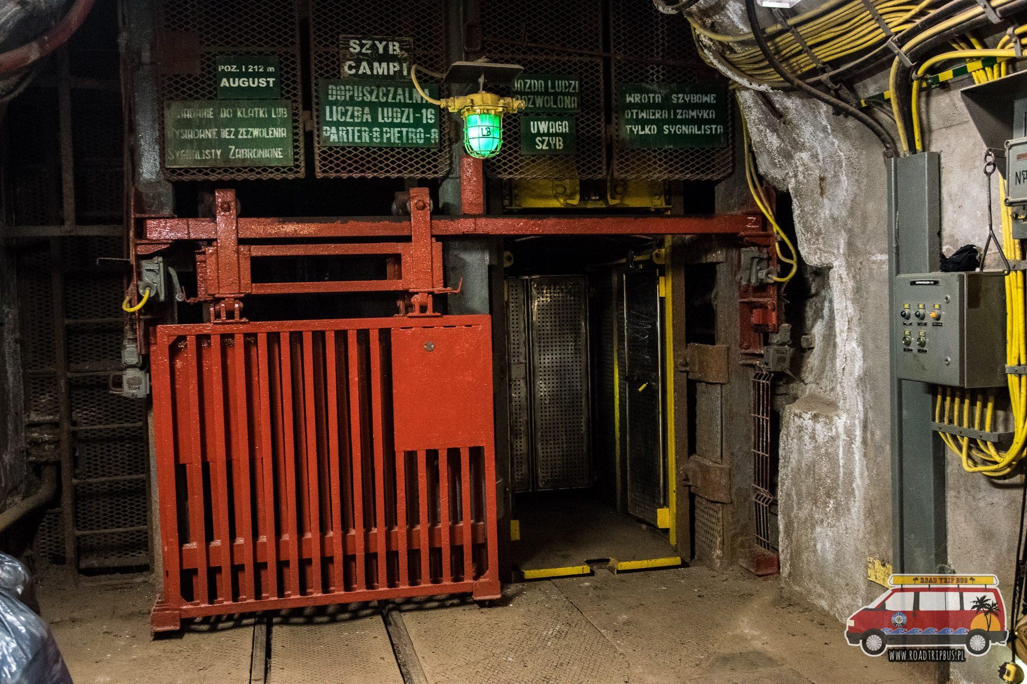 winda górnicza