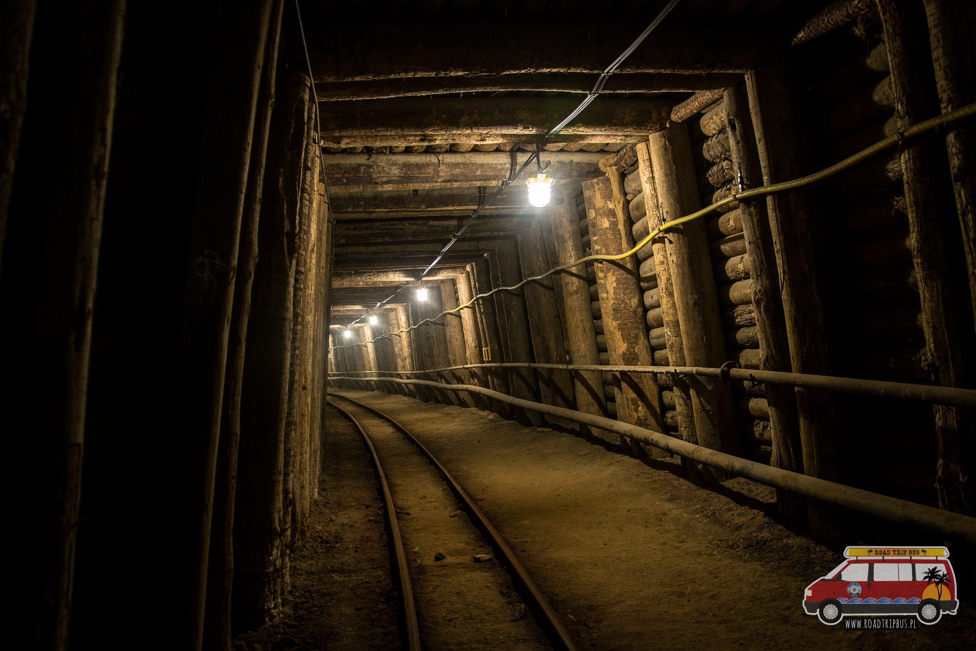 tunel kopalnia