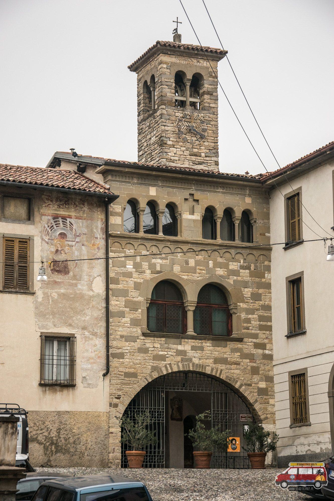 kościół świętego michała bergamo