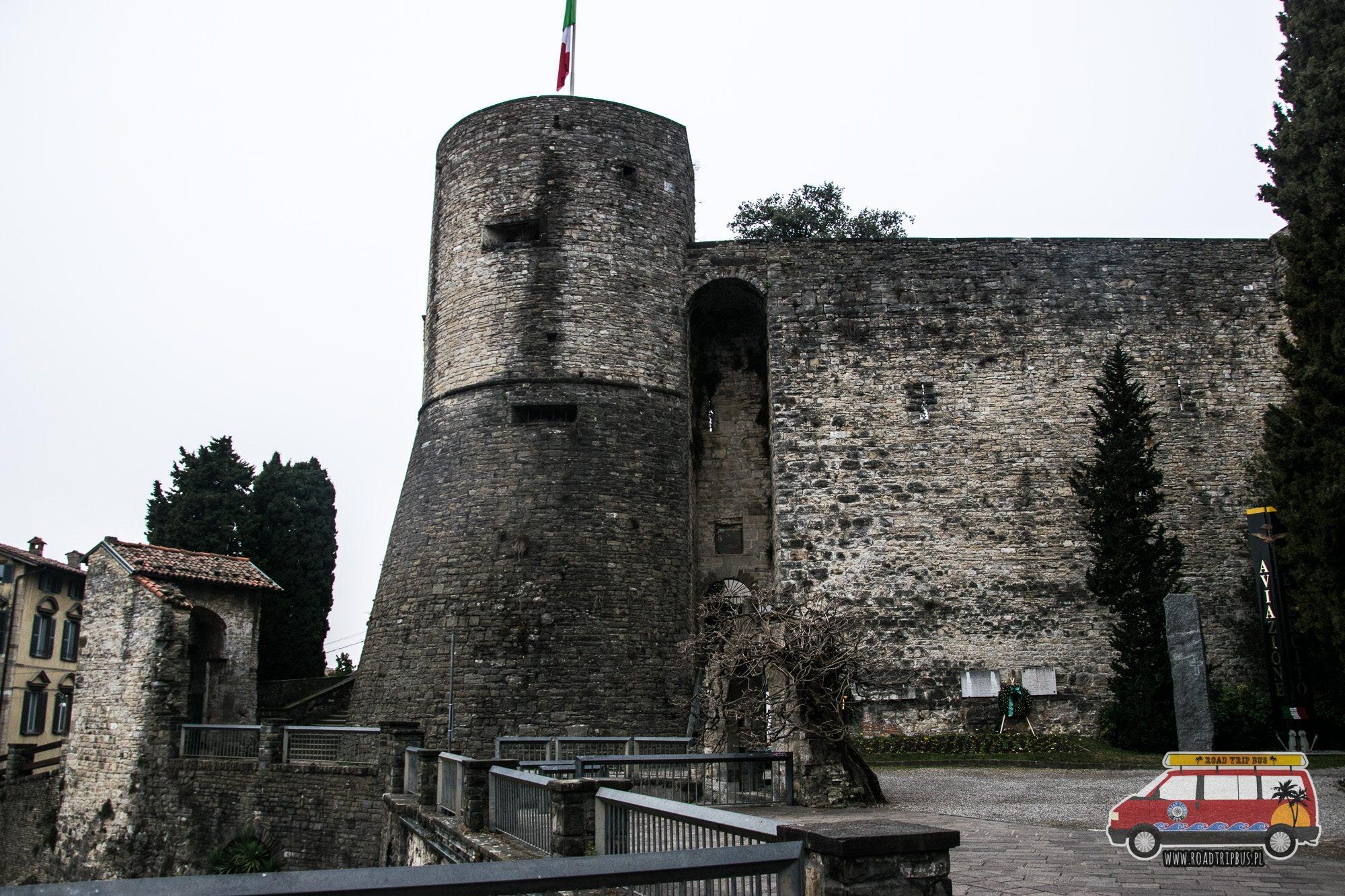 twierdza Bergamo