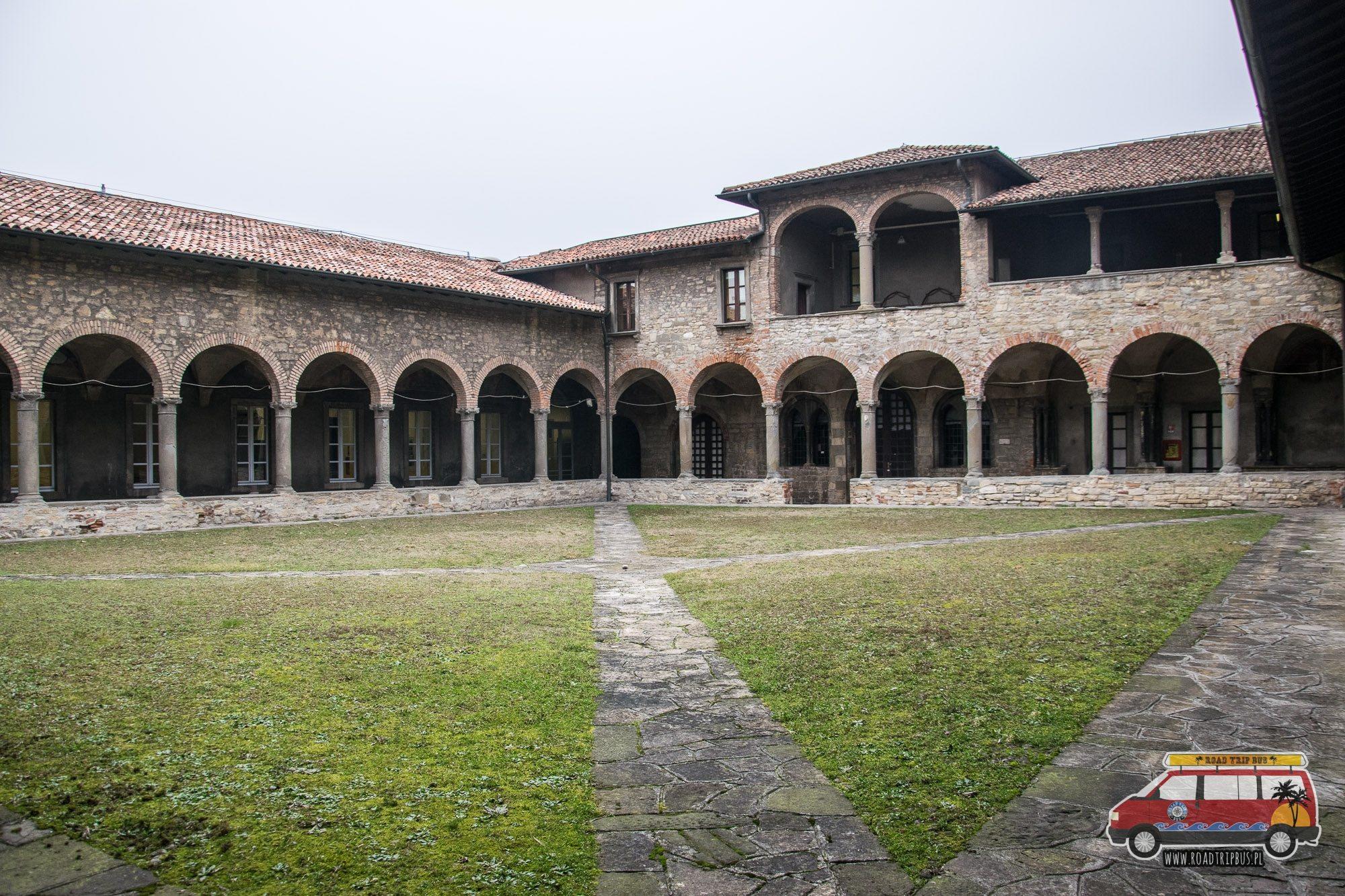 były klasztor franciszkanów