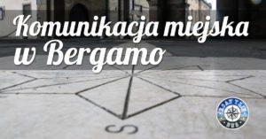 komunikacja miejska w bergamo